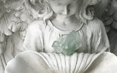 Connect to Nature with Green Apophyllite Crystals